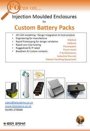 Focus on battery packs
